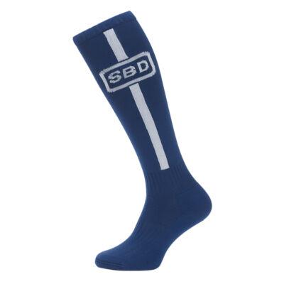 2019-es nyári limitált felhúzó zokni (kék-fehér)
