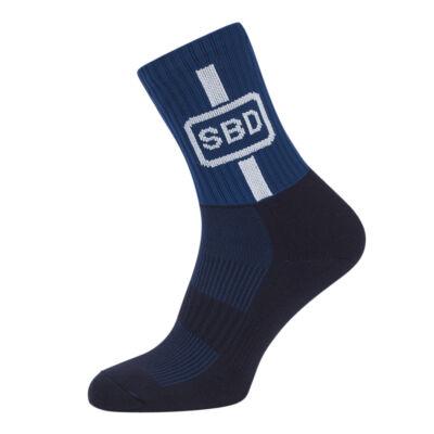 2019-es nyári limitált sport zokni (kék-fehér)